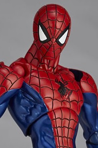 KAIYODO Amazing Yamaguchi No.002 Spider-Man Action Figure (5th Production Run)
