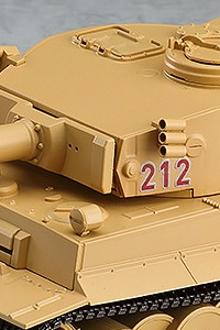 GOOD SMILE COMPANY (GSC) Nendoroid More Girls und Panzer the Movie Tiger I