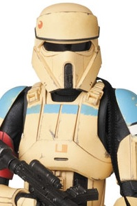 MedicomToy MAFEX No.046 Rogue One: A Star Wars Story Shoretrooper Action Figure