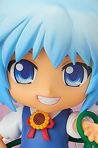 GOOD SMILE COMPANY (GSC) Touhou Project Nendoroid Suntanned Cirno