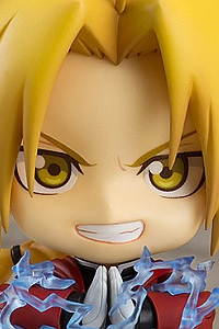GOOD SMILE COMPANY (GSC) Fullmetal Alchemist Nendoroid Edward Elric (2nd Production Run)