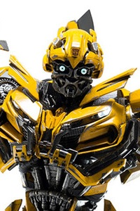 threeA Toys Transformers: The Last Knight Bumblebee Action Figure