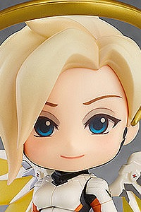 GOOD SMILE COMPANY (GSC) Overwatch Nendoroid Mercy Classic Skin Edition