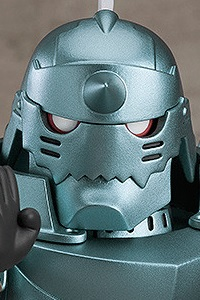 GOOD SMILE COMPANY (GSC) Fullmetal Alchemist Nendoroid Alphonse Elric (2nd Production Run)