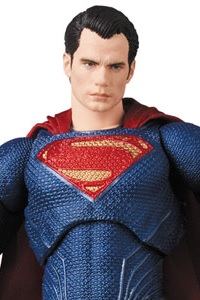 MedicomToy MAFEX No.057 SUPERMAN Action Figure (2nd Production Run)