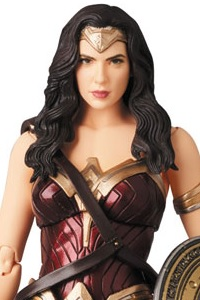 MedicomToy MAFEX No.060 MAFEX WONDER WOMAN JUSTICE LEAGUE Action Figure