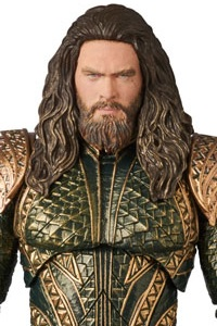 MedicomToy MAFEX No.061 MAFEX AQUAMAN JUSTICE LEAGUE Action Figure