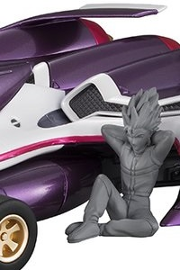 MegaHouse Variable Action Future GPX Cyber Formula SIN Ogre AN-21 DX Ver. [AREA ZERO] Action Figure