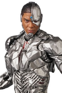 MedicomToy MAFEX No.063 CYBORG (JUSTICE LEAGUE) Action Figure