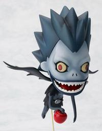 GOOD SMILE COMPANY (GSC) DEATH NOTE Nendoroid Ryuk (2nd Production Run)