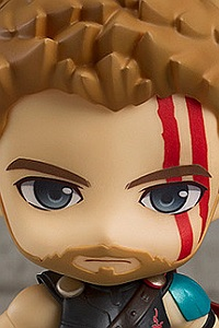 GOOD SMILE COMPANY (GSC) Thor: Ragnarok Nendoroid Thor Ragnarok Edition (2nd Production Run)