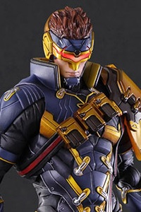 SQUARE ENIX VARIANT PLAY ARTS KAI Marvel Universe Cyclops Action Figure