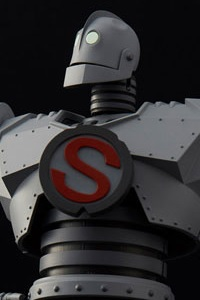 SEN-TI-NEL RIOBOT Iron Giant Action Figure (2nd Production Run)