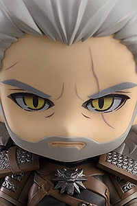 GOOD SMILE COMPANY (GSC) The Witcher 3 Wild Hunt Nendoroid Geralt (2nd Production Run)