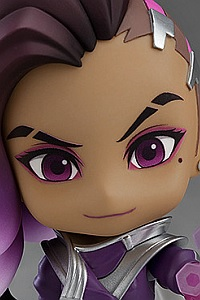 GOOD SMILE COMPANY (GSC) Overwatch Nendoroid Sombra Classic Skin Edition