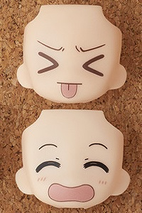 GOOD SMILE COMPANY (GSC) Nendoroid More Face Swap 03 (1 BOX)