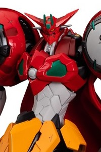 SEN-TI-NEL RIOBOT Getter Robo Devolution -Last 3 Minutes in Space- Getter-1 Action Figure