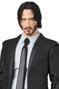 MedicomToy MAFEX No.085 JOHN WICK (CHAPTER 2) Action Figure (2nd Production Run)