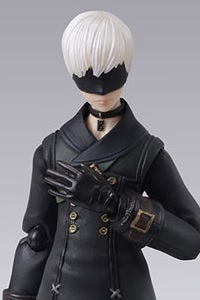 SQUARE ENIX BRING ARTS NieR:Automata YoRHa No. 9 Type-S Action Figure
