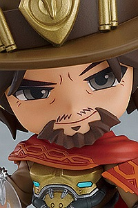 GOOD SMILE COMPANY (GSC) Overwatch Nendoroid McCree Classic Skin Edition
