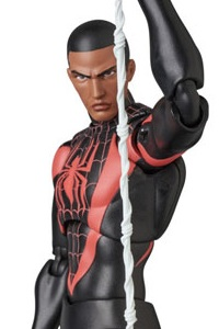 MedicomToy MAFEX No.092 SPIDER-MAN (Miles Morales) Action Figure