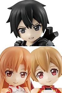 MegaHouse Desktop Army Sword Art Online (1 BOX) (2nd Production Run)