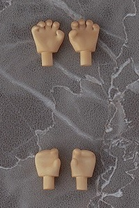GOOD SMILE COMPANY (GSC) Nendoroid Doll Hand Parts Set cinnamon