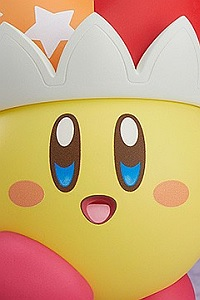 GOOD SMILE COMPANY (GSC) Kirby's Dream Land Nendoroid Beam Kirby