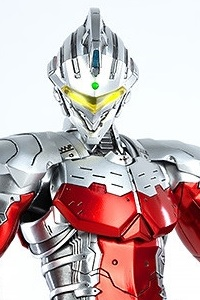 threezero ULTRAMAN ULTRAMAN SUIT Ver7 Anime Version 1/6 Action Figure