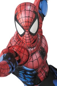 MedicomToy MAFEX No.108 SPIDER-MAN (COMIC PAINT) Action Figure