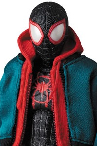 MedicomToy MAFEX No.107 SPIDER-MAN (Miles Morales SPIDER-MAN: INTO THE SPIDER-VERSE Ver.) Action Figure