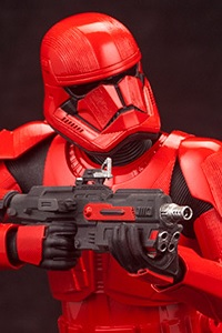 KOTOBUKIYA ARTFX+ STAR WARS: THE RISE OF SKYWALKER Sith Trooper 2-Pack 1/10 PVC Figure