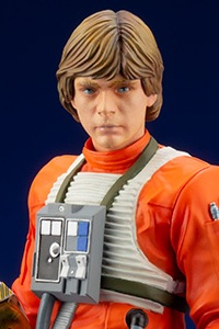 KOTOBUKIYA ARTFX+ Star Wars Luke Skywalker X-WING Pilot 1/10 PVC FIgure