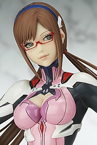 Flare Rebuild of Evangelion Makinami Mari Illustrious PVC Figure