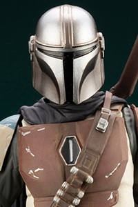 KOTOBUKIYA ARTFX+ Star Wars: The Mandalorian Mandalorian 1/10 PVC Figure (2nd Production Run)