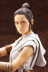 KOTOBUKIYA ARTFX Star Wars Rey The Rise of Skywalker Ver. 1/7 PVC Figure