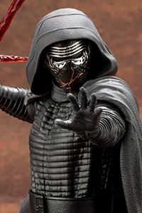 KOTOBUKIYA ARTFX+ Star Wars Kylo Ren The Rise of Skywalker Ver. 1/10 PVC Figure