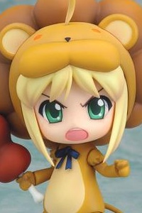 GOOD SMILE COMPANY (GSC) Fate/Tiger Colosseum Nendoroid Saber Lion (2nd Production Run)
