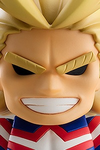 GOOD SMILE COMPANY (GSC) My Hero Academia Nendoroid All Might