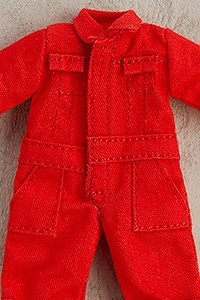 GOOD SMILE COMPANY (GSC) Nendoroid Doll Oyofuku Set Colour Coveralls Red