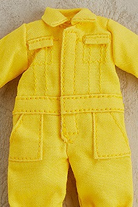 GOOD SMILE COMPANY (GSC) Nendoroid Doll Oyofuku Set Colour Coveralls Yellow