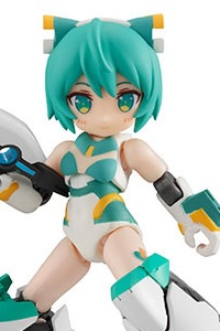 MegaHouse Desktop Army Alice Gear Aegis Sylphy II (Ganesha Equipment) Action Figure