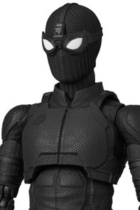 MedicomToy MAFEX No.125 SPIDER-MAN Stealth Suit Action Figure