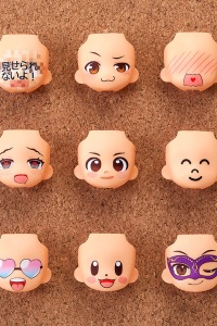 GOOD SMILE COMPANY (GSC) Nendoroid More Face Swap 04 (1 BOX)
