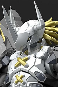 BANDAI SPIRITS Figure-rise Standard Amplified Black WarGreymon Plastic Kit