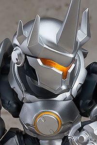 GOOD SMILE COMPANY (GSC) Overwatch Nendoroid Reinhardt Classic Skin Edition
