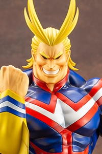 KOTOBUKIYA ARTFX J My Hero Academia All Might 1/8 PVC Figure