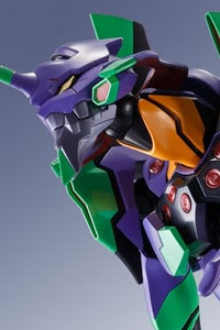 BANDAI SPIRITS DYNACTION General Purpose Humanoid Battle Weapon Evangelion EVA-01