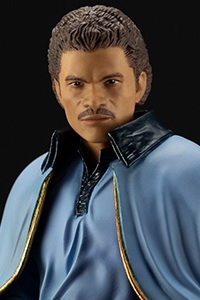 KOTOBUKIYA ARTFX+ Star Wars: The Empire Strikes Back Lando Calrissian Empire Strikes Back Edition 1/10 PVC Figure