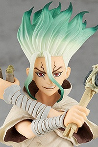 GOOD SMILE COMPANY (GSC) Dr.STONE POP UP PARADE Ishigami Senku PVC Figure